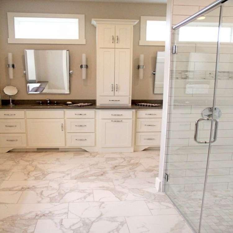 50 Elegant 2×2 Shower Floor Tile Concept