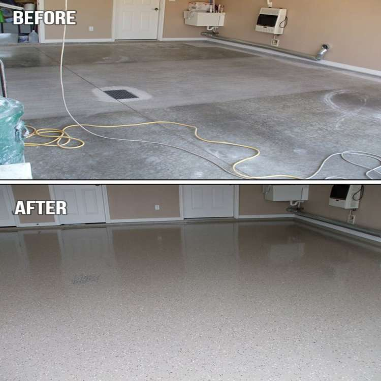 50 Luxury Cost Of Epoxy Garage Floor Ideas