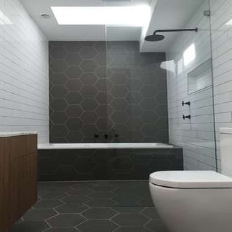 50 New Matte Black Hexagon Floor Tile Concept